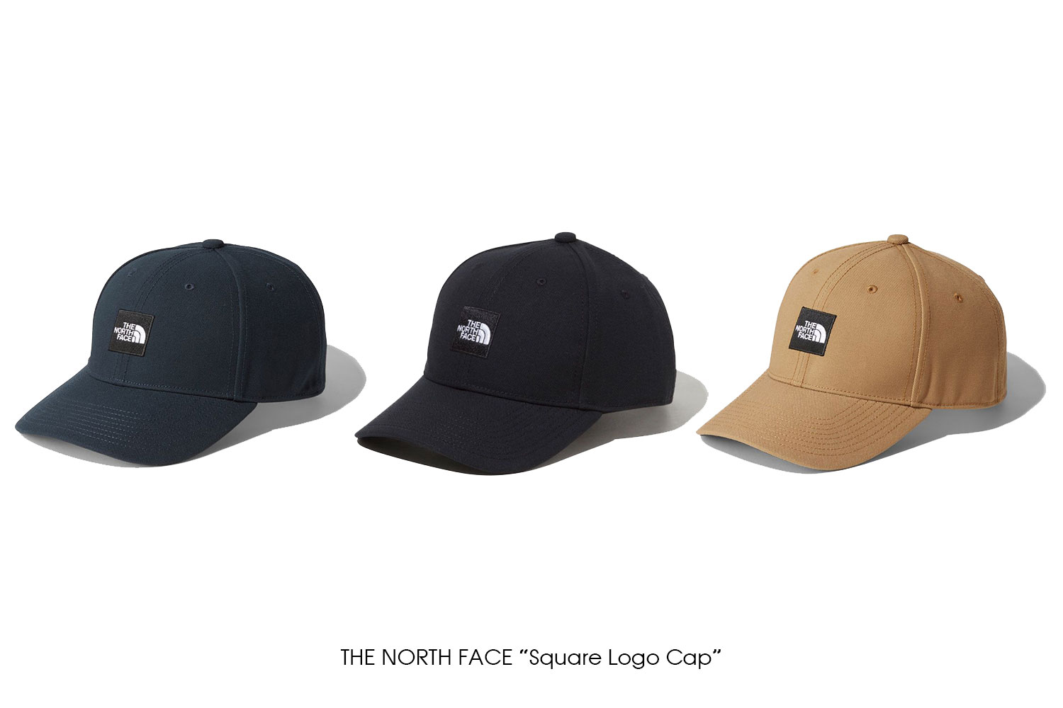 "THE NORTH FACE ""Square Logo Cap"""