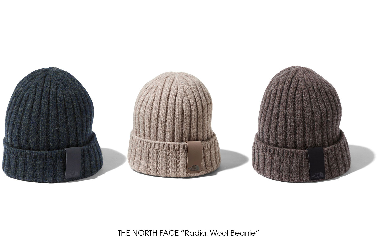 "THE NORTH FACE ""Radial Wool Beanie"""