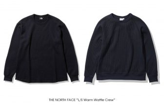 "THE NORTH FACE ""L/S Warm Waffle Crew"""