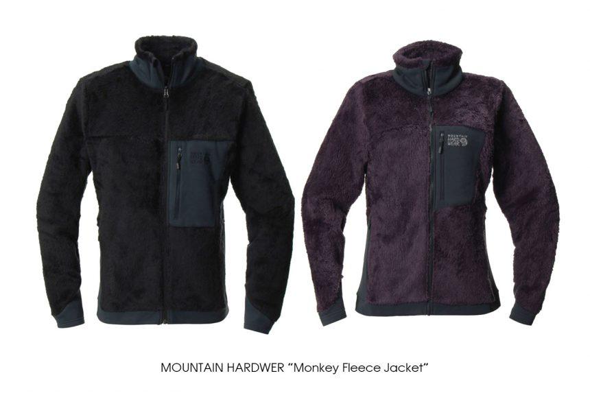 """MOUNTAIN HARDWEAR """"Monkey Fleece Jacket"""""""