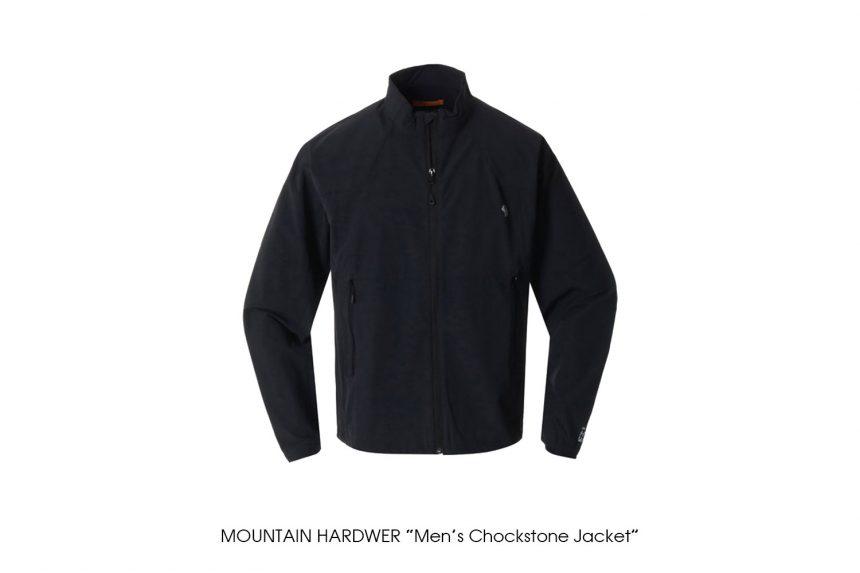 "MOUNTAIN HARDWEAR ""Men's Chockstone Jacket"""
