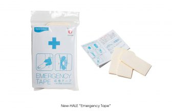 "New-HALE ""Emergency Tape"""
