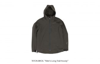 "TETON BROS.""Men's Long Trail Hoody"""