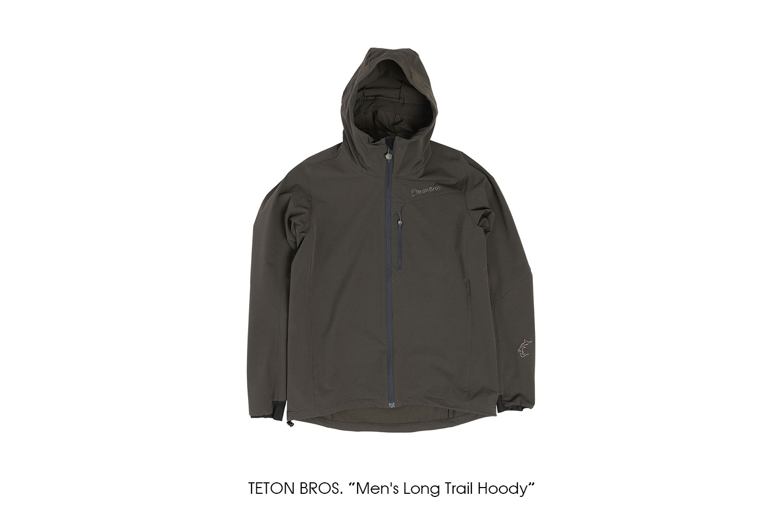 "TETON BROS.""Men's Long Trail Hoody"""