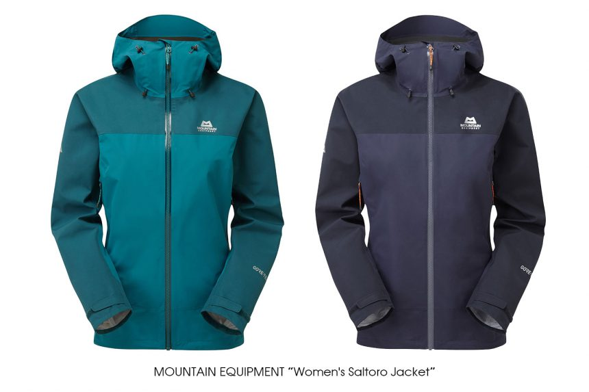 "MOUNTAIN EQUIPMENT ""Women's Saltoro Jacket"""