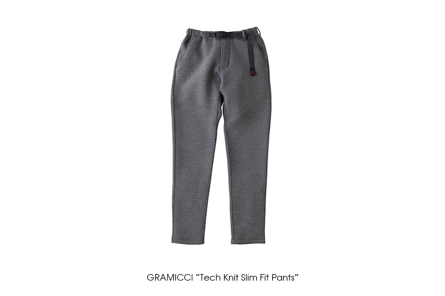 "GRAMICCI ""Tech Knit Slim Fit Pants"""