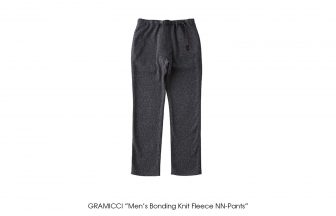 "GRAMICCI ""Men's Bonding Knit Fleece NN-Pants"""