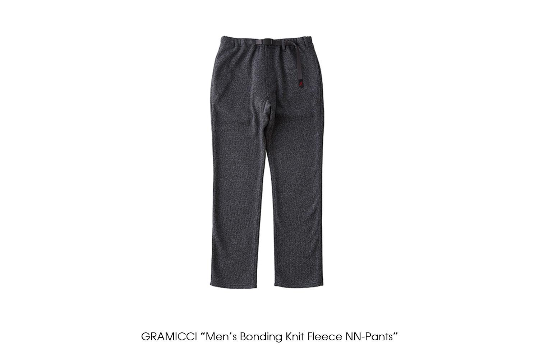 "GRAMICCI ""Men's Bonding Knit Fleece NN-Pants"""