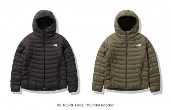 "THE NORTH FACE ""Thunder Hoodie"""