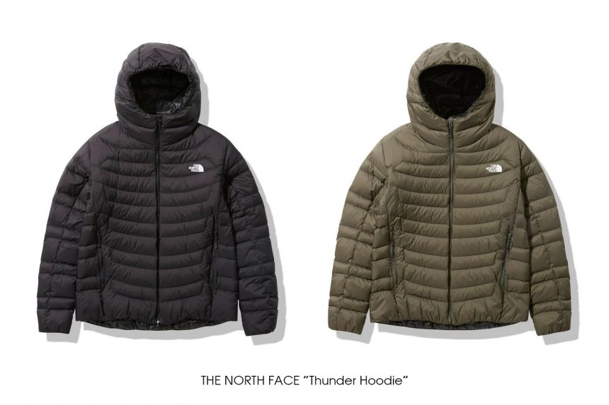 """THE NORTH FACE """"Thunder Hoodie"""""""