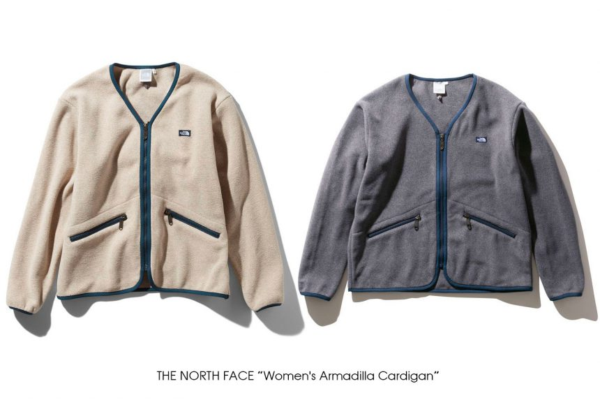 "THE NORTH FACE ""Women's Armadilla Cardigan"""