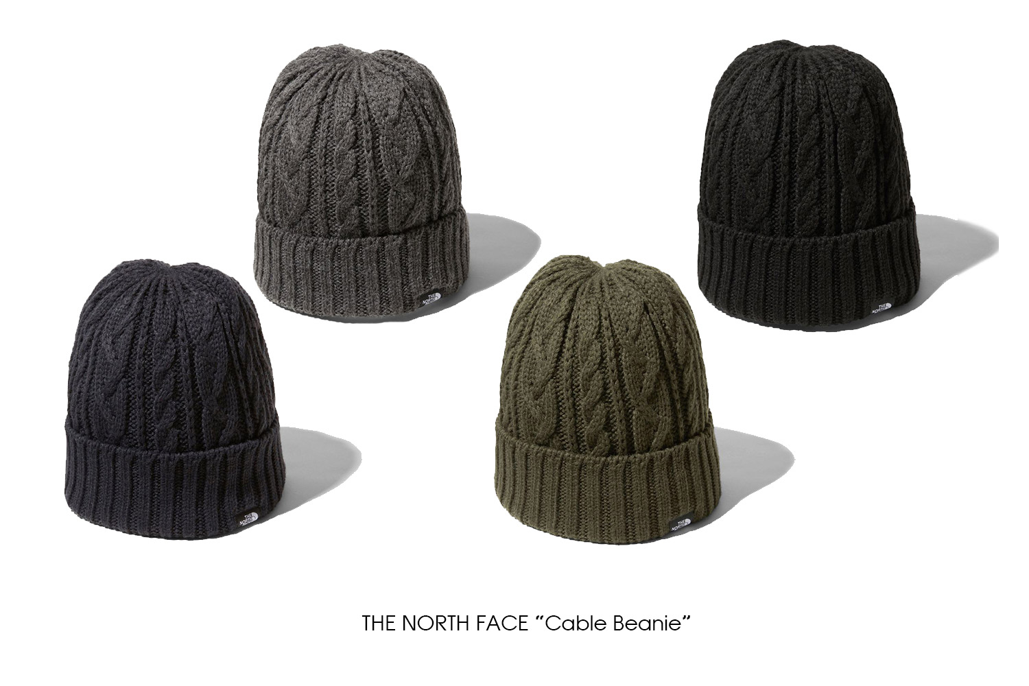 "THE NORTH FACE ""Cable Beanie"""
