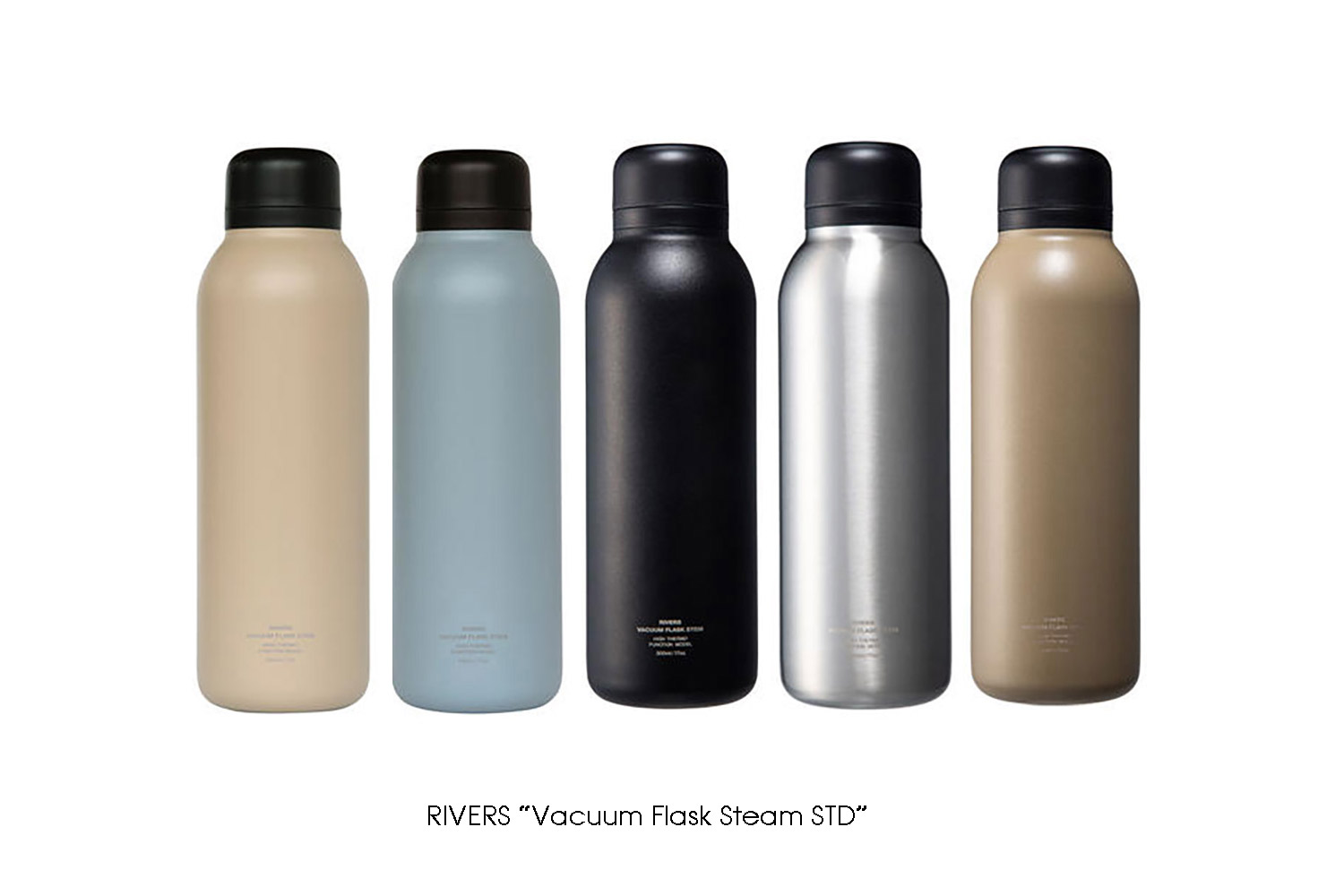 "RIVERS ""Vacuum Flask Steam STD"""
