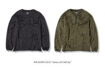 "THE NORTH FACE ""Versa Loft Half Zip"""