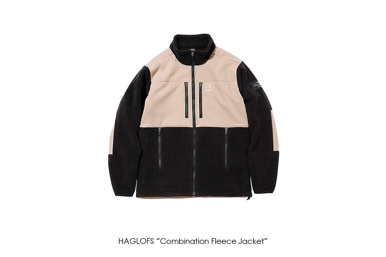 "HAGLOFS ""Combination Fleece Jacket"""