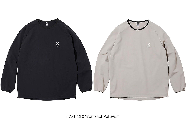 "HAGLOFS ""Soft Shell Pullover"""