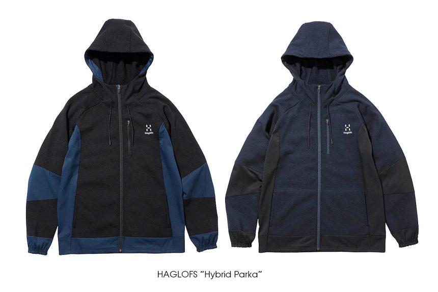 "HAGLOFS ""Hybrid Parka"""