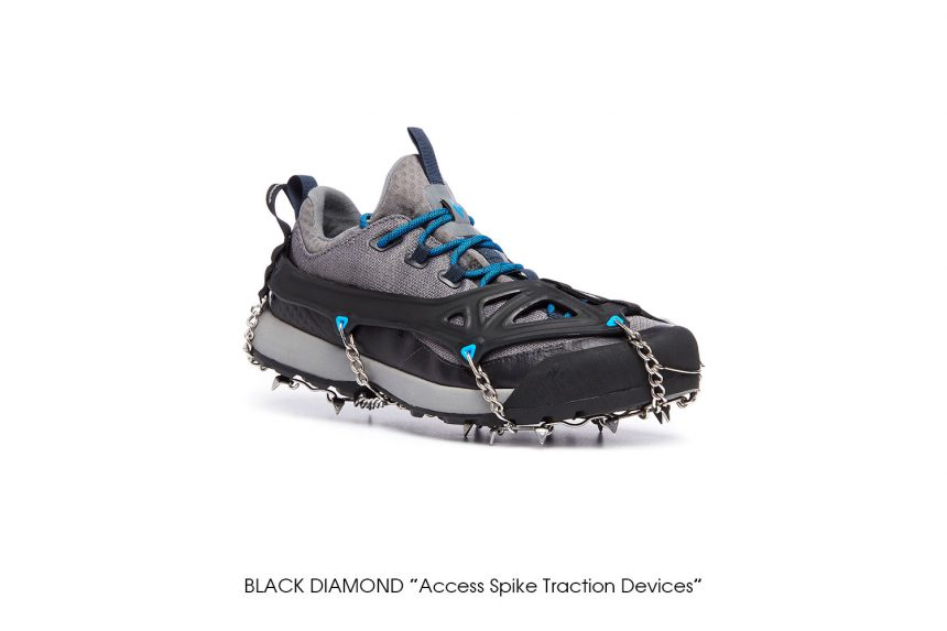 """BLACK DIAMOND """"Access Spike Traction Devices"""""""