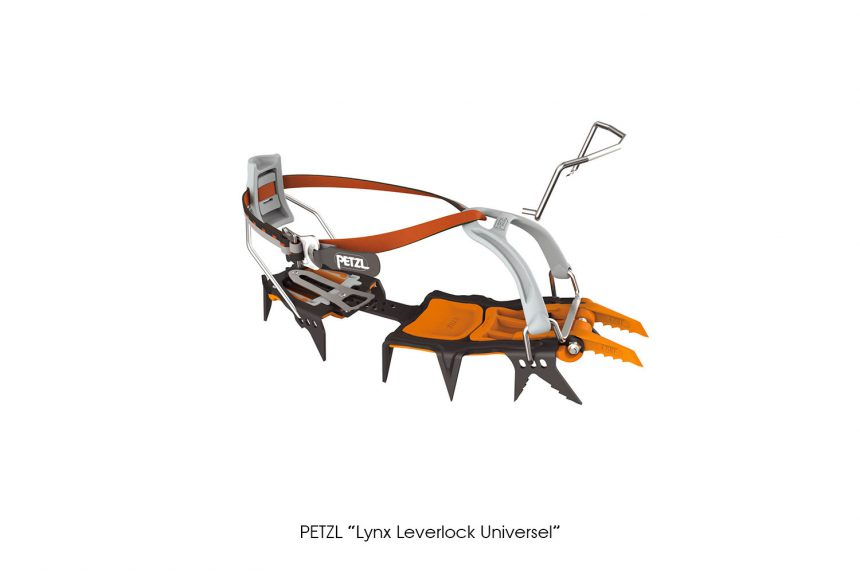 "PETZL ""Lynx Leverlock Universel"""