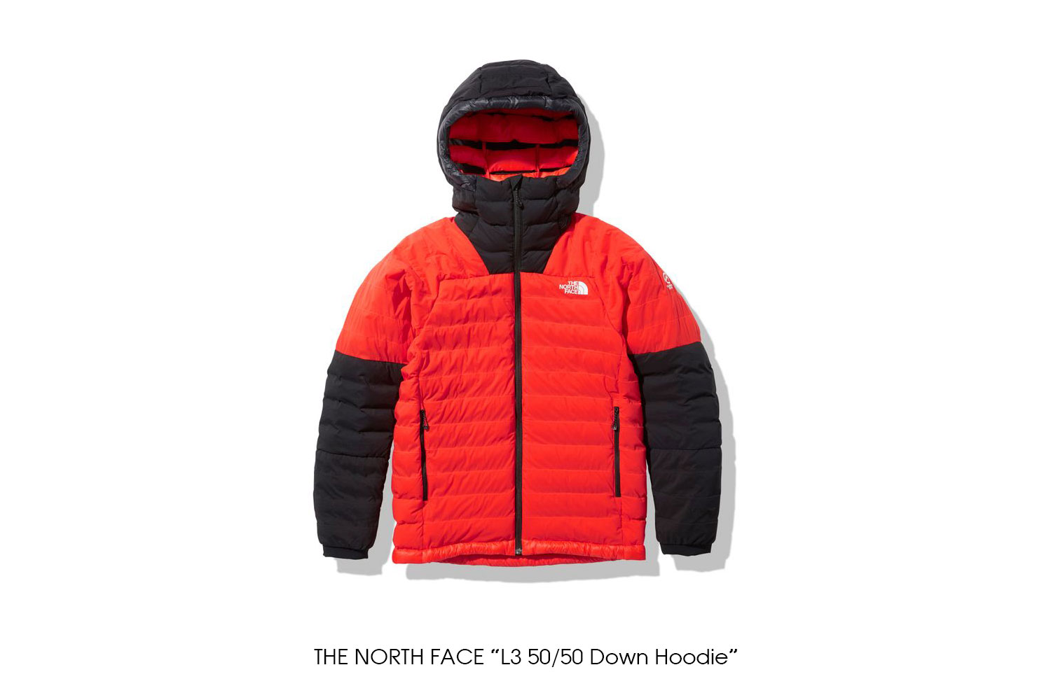 """THE NORTH FACE """"L3 50/50 Down Hoodie"""""""