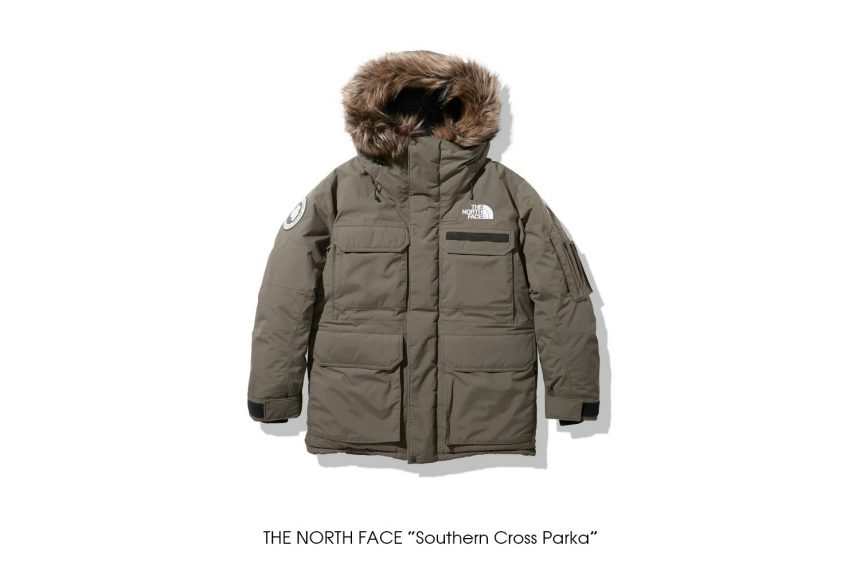 """THE NORTH FACE """"Southern Cross Parka"""""""