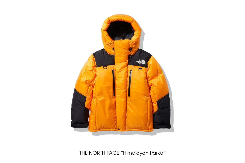 "THE NORTH FACE ""Himalayan Parka"""