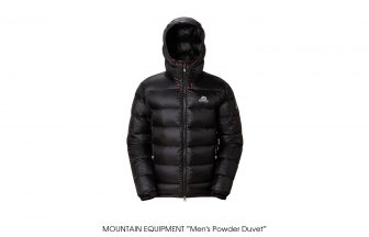 "MOUNTAIN EQUIPMENT ""Men's Powder Duvet"""