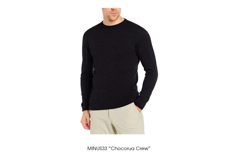 "MINUS33 ""Chocorua Crew"""