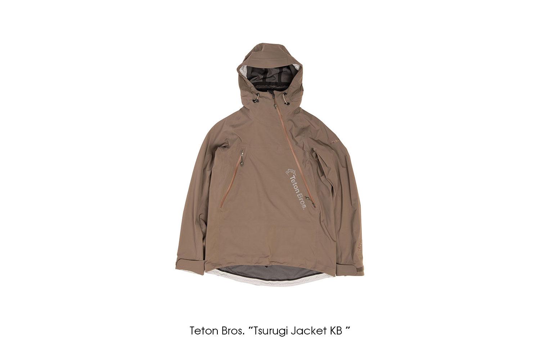 """Teton Bros. """"Tsurugi Jacket KB"""""""
