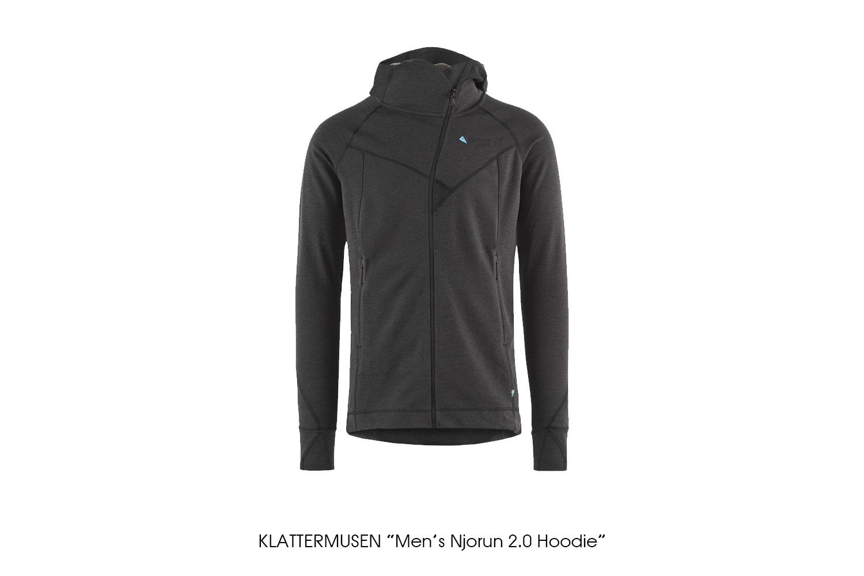 """KLATTERMUSEN """"Men's Njorun 2.0 Hoodie"""""""