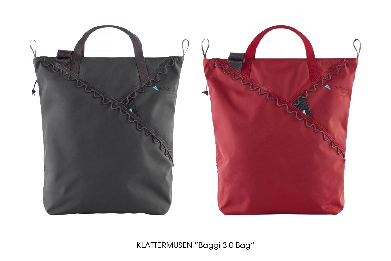 """KLATERMUSEN """"Baggi 3.0 Bag"""""""