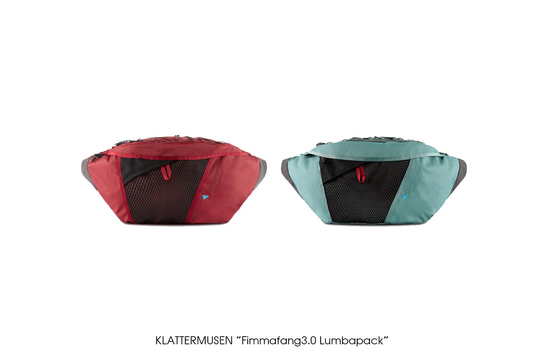 "KLATTERMUSEN ""Fimmafang3.0 Lumbapack"""