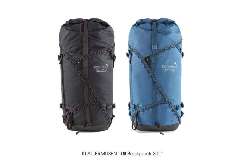 """KLATTERMUSEN """"Ull Backpack 20L"""""""