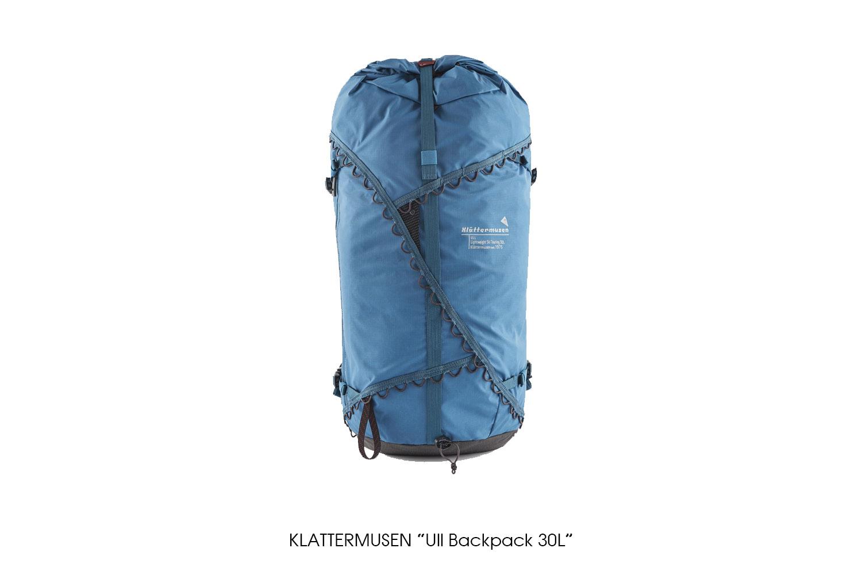 """KLATTERMUSEN """"Ull Backpack 30L"""""""