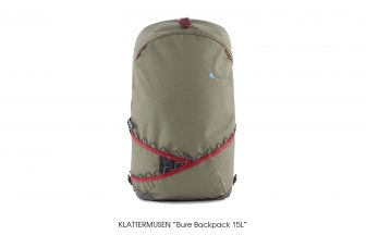 "KLATTERMUSEN ""Bure Backpack 15L"""