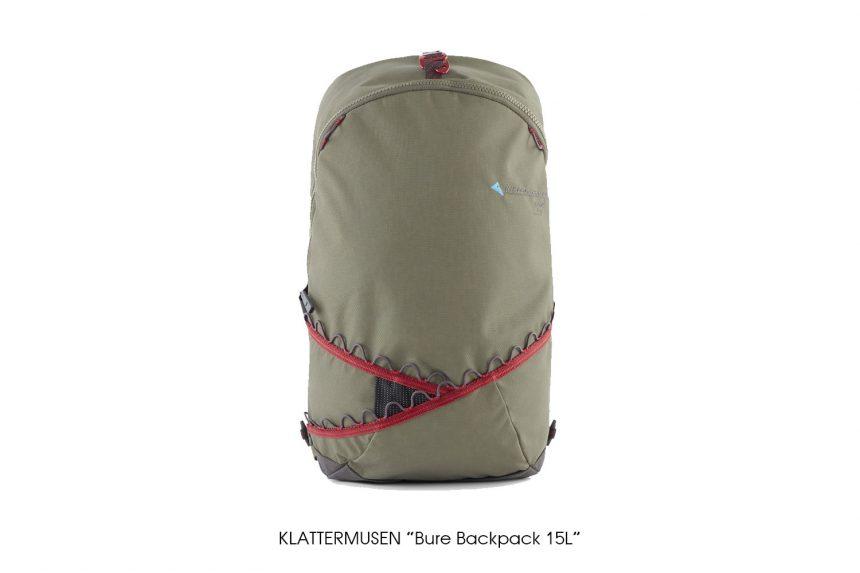 "KLATTERMUSEN ""Bure Backpack 15L"""