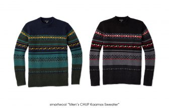 "smartwool ""Men's CHUP Kaamas Sweater"""