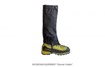"MOUNTAIN EQUIPMENT ""Glacier Gaiter"""