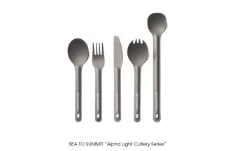 "SEA TO SUMMIT ""Alpha Light Cutlery Series"""