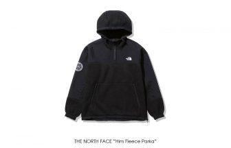 "THE NORTH FACE ""Him Fleece Parka"""
