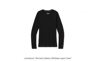 "smartwool ""Women's Merino 250 Base Layer Crew"""