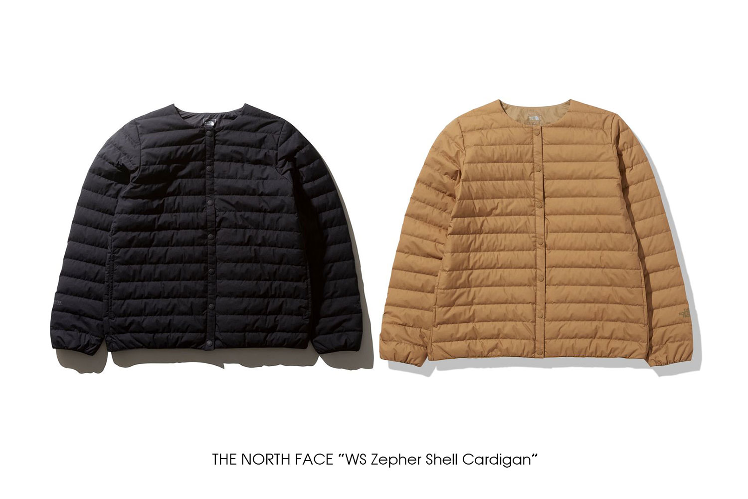 """THE NORTH FACE """"WS Zepher Shell Cardigan"""""""