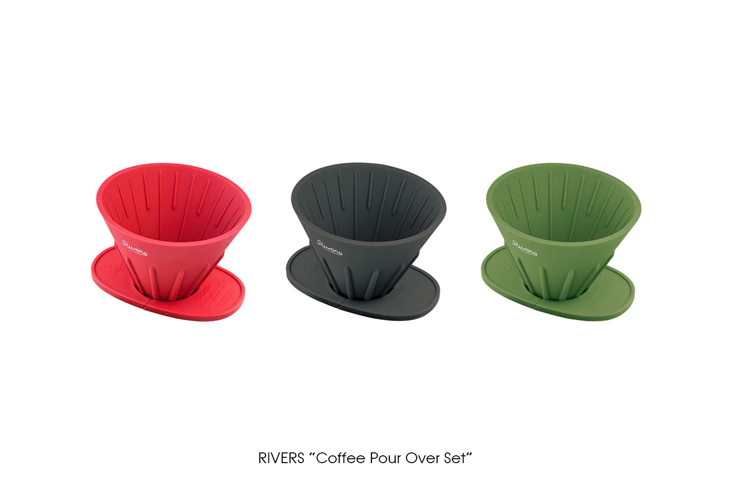 """RIVERS """"Coffee Pour Over Set"""""""