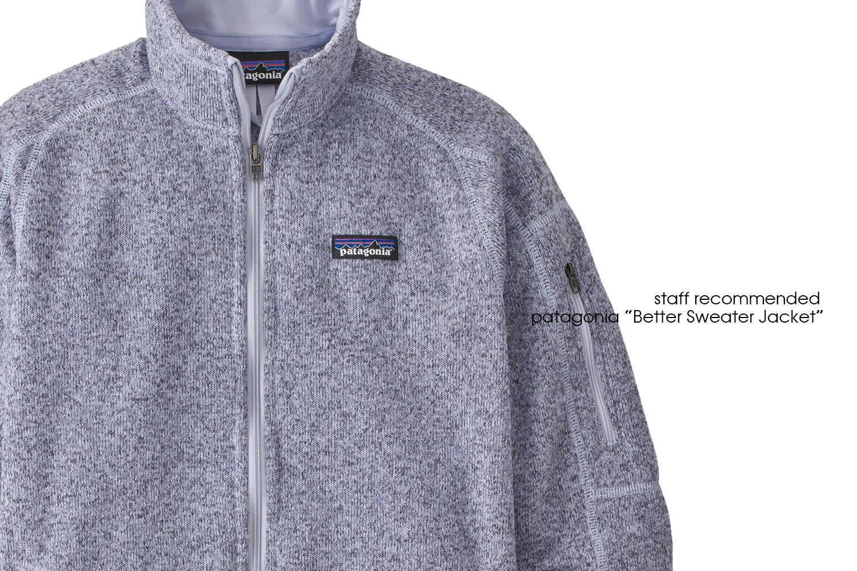 "patagonia ""Better Sweater Jacket"""
