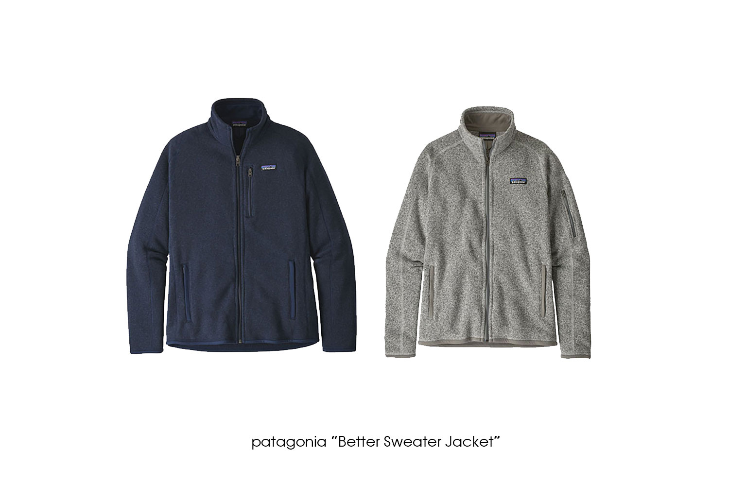 "patagonia ""Better Sweater Jacket"""