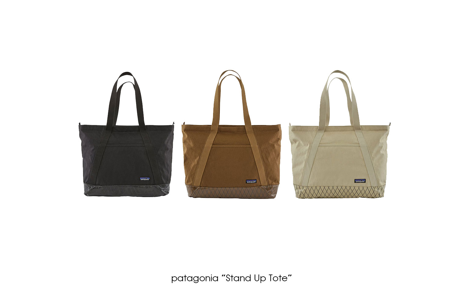 """patagonia """"Stand Up Tote"""""""