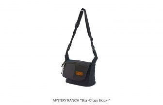 "MYSTERY RANCH ""Ska -Crazy Black-"""