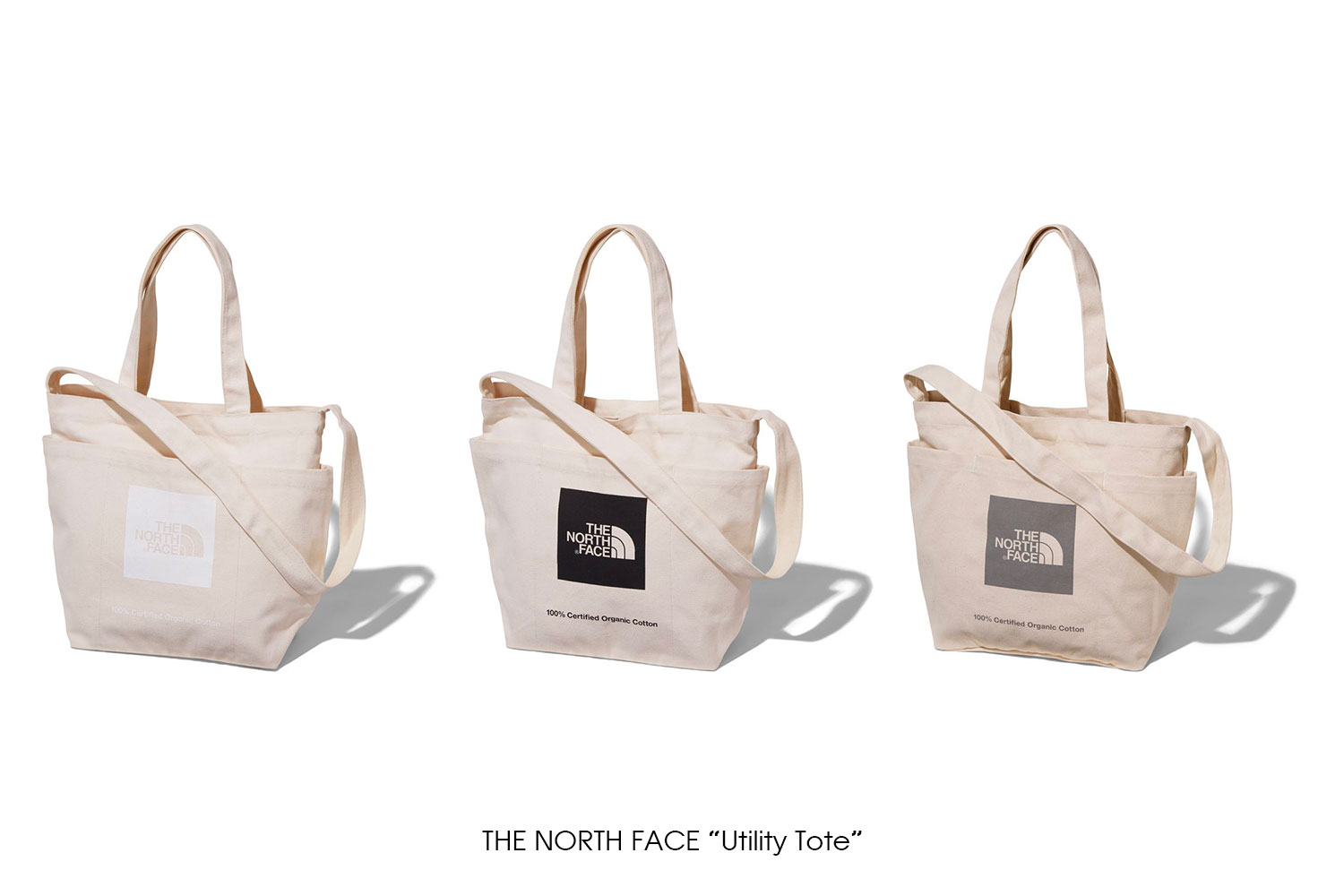 """THE NORTH FACE """"Utility Tote"""""""