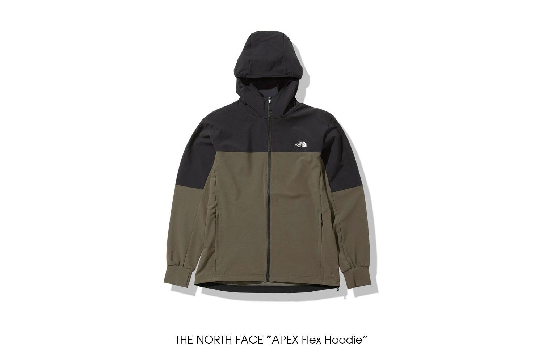 "THE NORTH FACE ""Apex Flex Hoodie"""