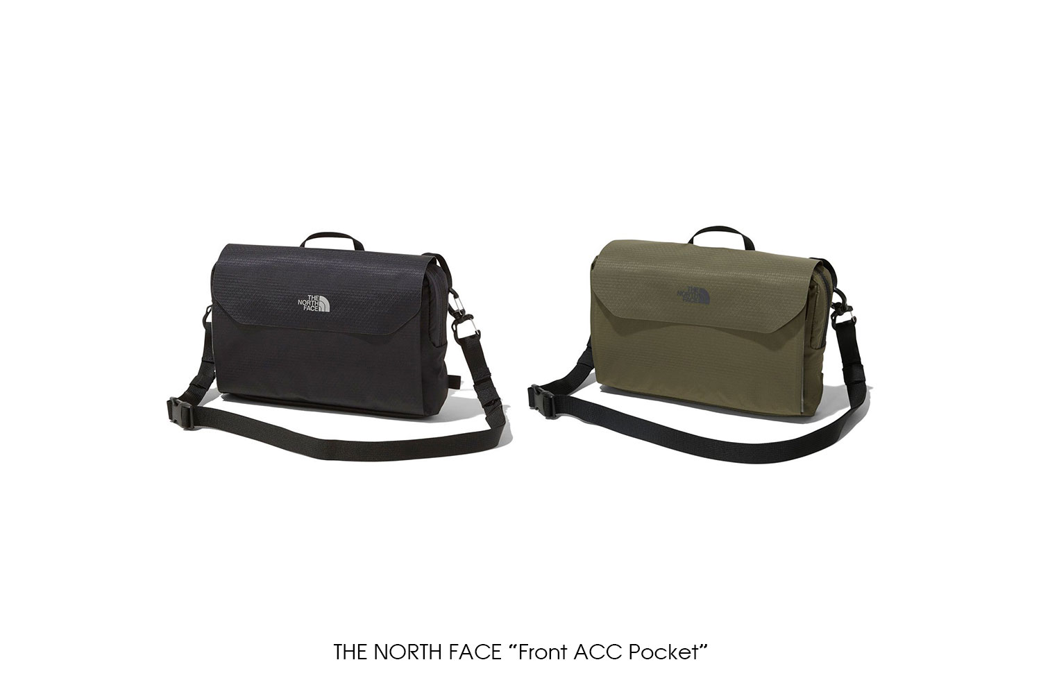 """THE NORTH FACE """"Front ACC Pocket"""""""